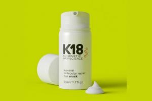 K18 Hair: Herstel je haren in 4 minuten!