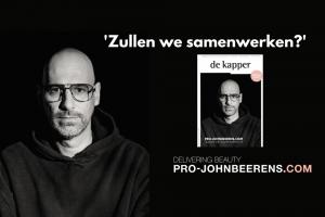 Coverstory De Kapper x Pro-JohnBeerens.com