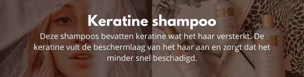 Keratine shampoo