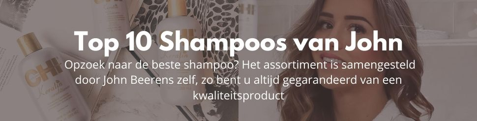 Top 10 Shampoos van John