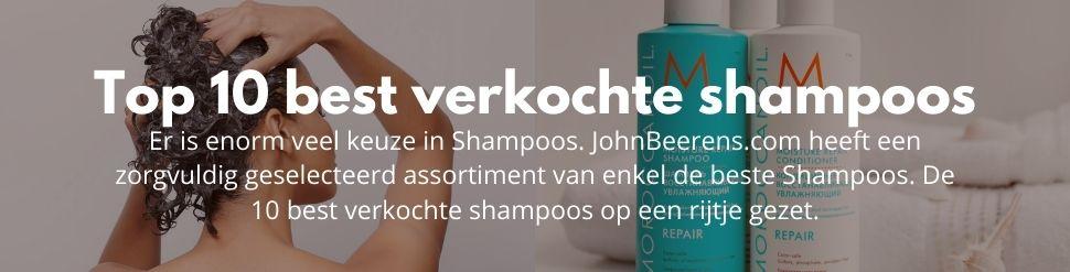 Top 10 Best verkochte Shampoos