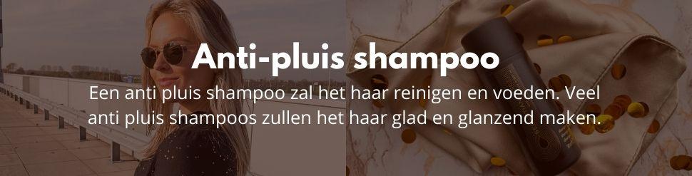 Anti pluis shampoo