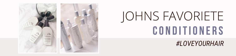 Top 10 conditioners van John