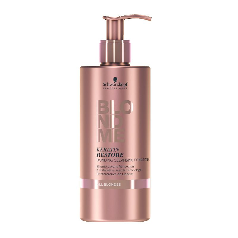 Schwarzkopf Blond Me Care Cleansing Conditioner