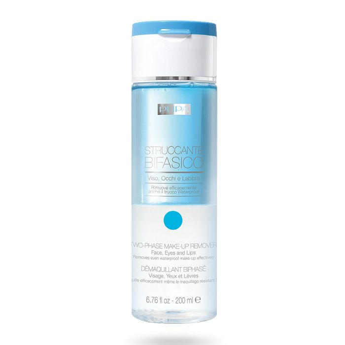 Pupa Two-Phase Make-up remover 200ml.