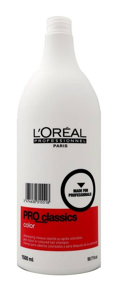 L'Oréal 'PRO CLASSIC Shampoo 1500 ML COLOR
