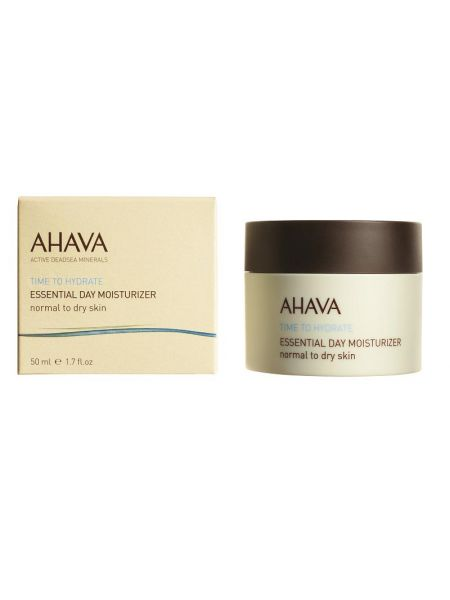 AHAVA Essential Day Moisturizer Normal to Dry Skin