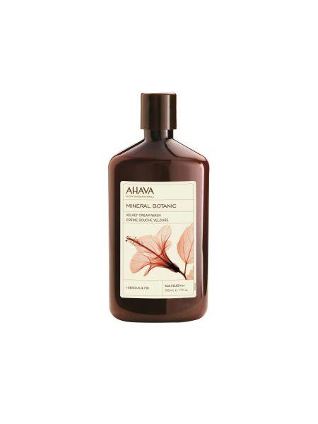 AHAVA Mineral Botanic Cream Wash Hibiscus