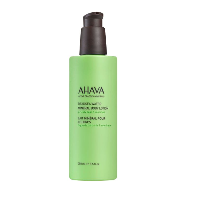 Ahava Deadsea Water Mineral Body Lotion Prickley Pear Moringa