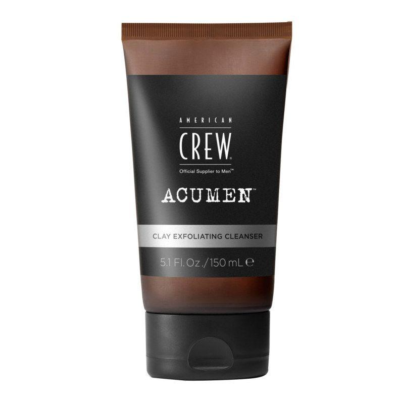 American Crew Acumen Clay Exfoliating Cleanser 150 ml