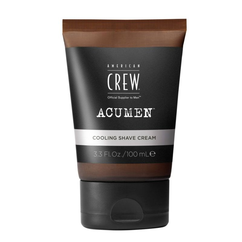 American Crew Acumen Cooling Shave Cream 100 ml