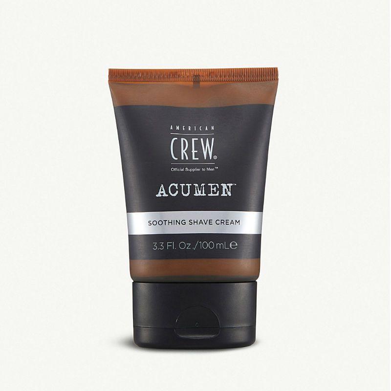 American Crew Acumen Soothing Shave Cream 100 ml