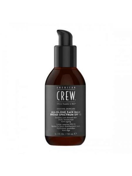 American Crew Shaving Skincare All-In-One Face Balm met SPF 15