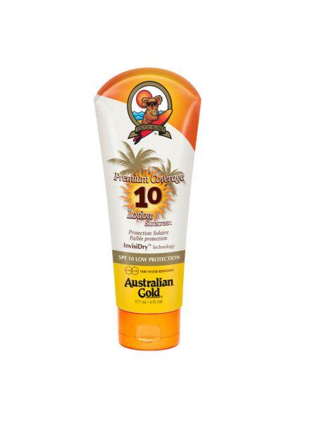 Australian Gold SPF10 Premium Coverage Lotion