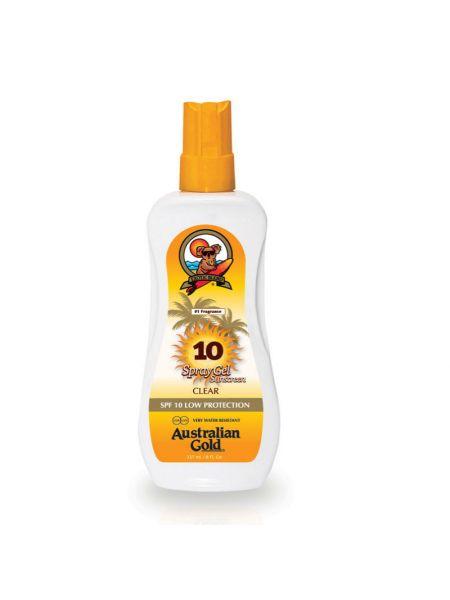 Australian Gold SPF10 Spray Gel