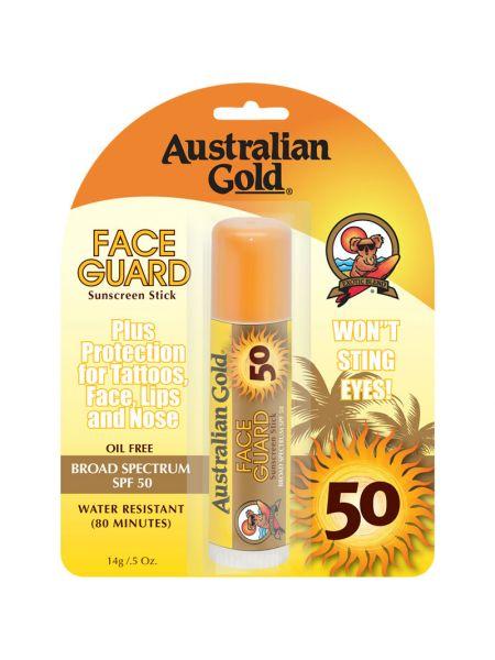 Australian Gold SPF50 Face Guard Stick