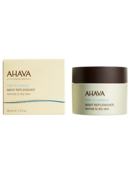 AHAVA Night Replenisher Normal Dry