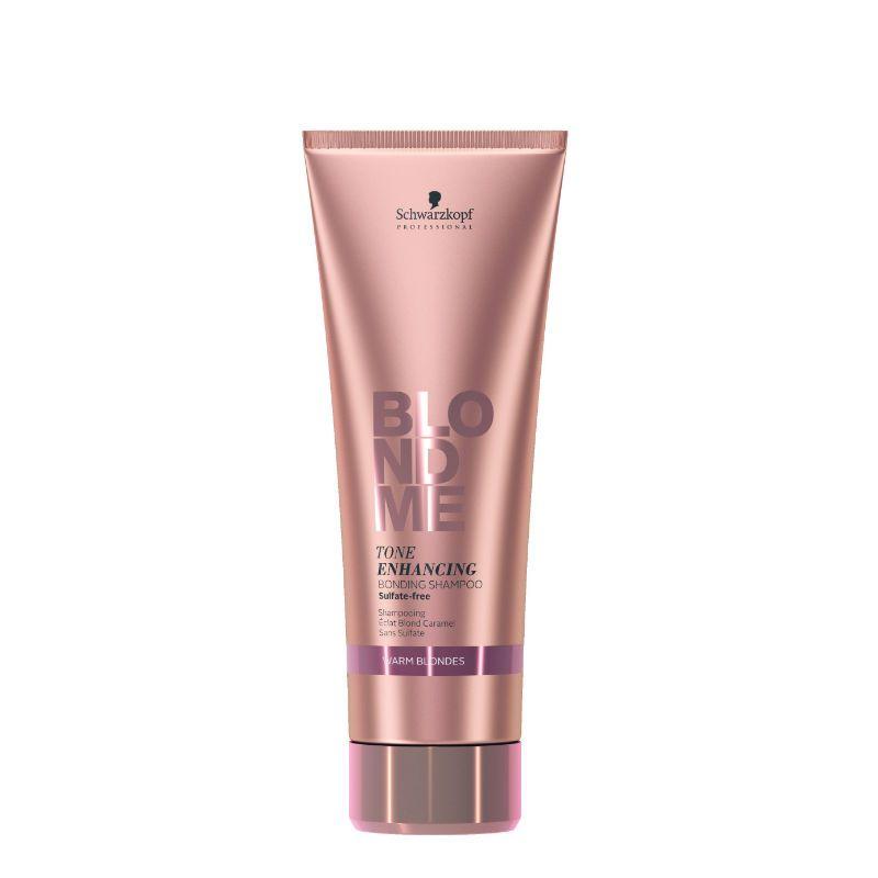 Schwarzkopf Blonde Brilliance Shampoo Warm-Caramel