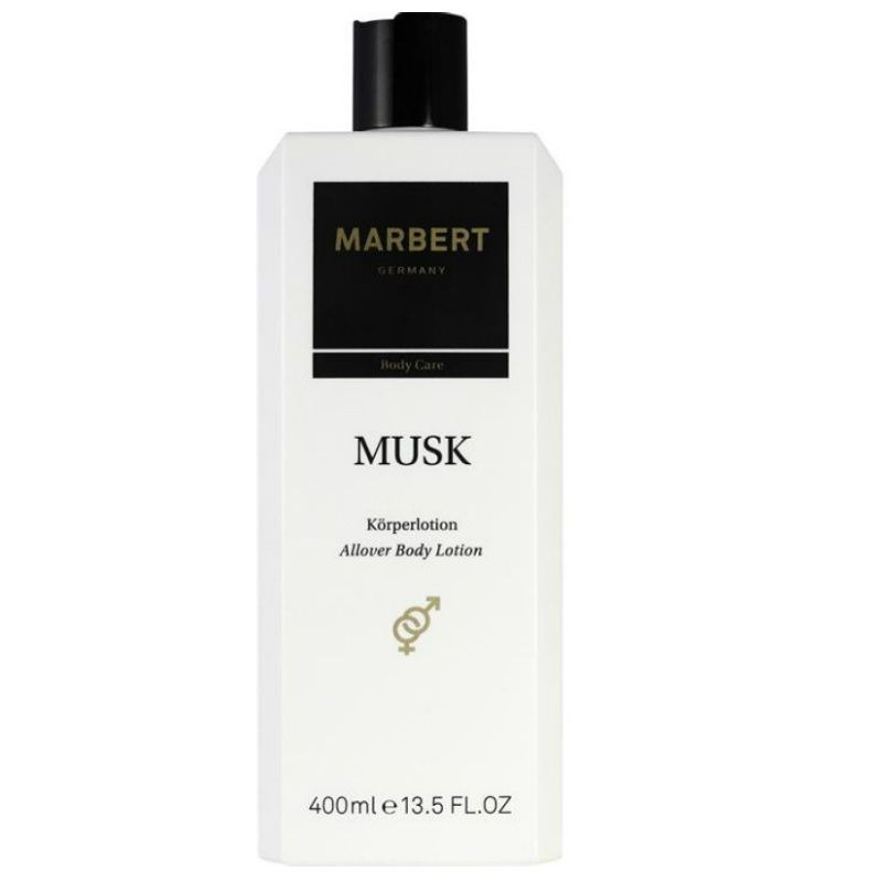 Marbert Bath & Body Musk Bodylotion