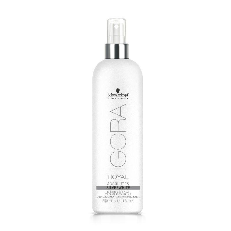 Schwarzkopf Igora Absolutes Silver White Bright Spray 350ml