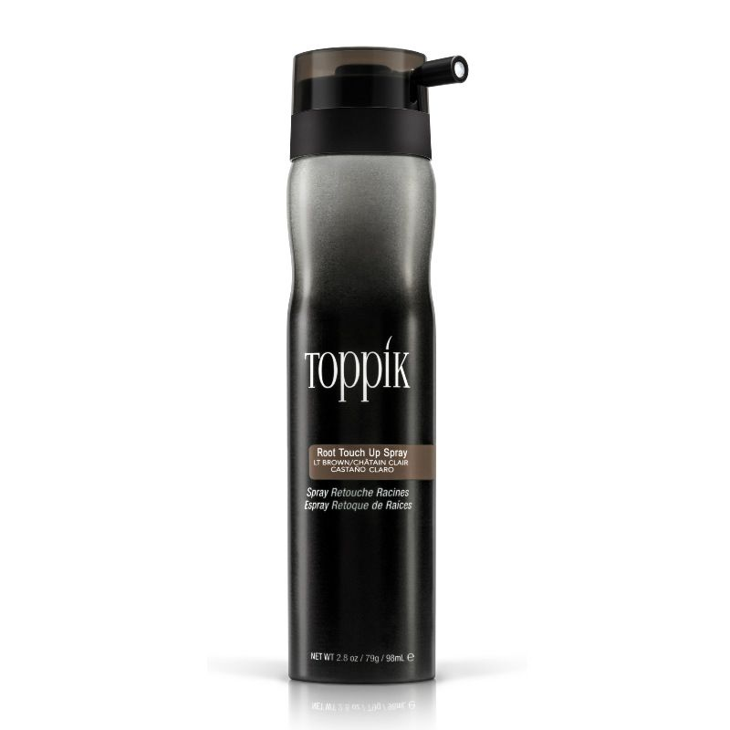 Toppik Root Touch Up Spray Light Brown