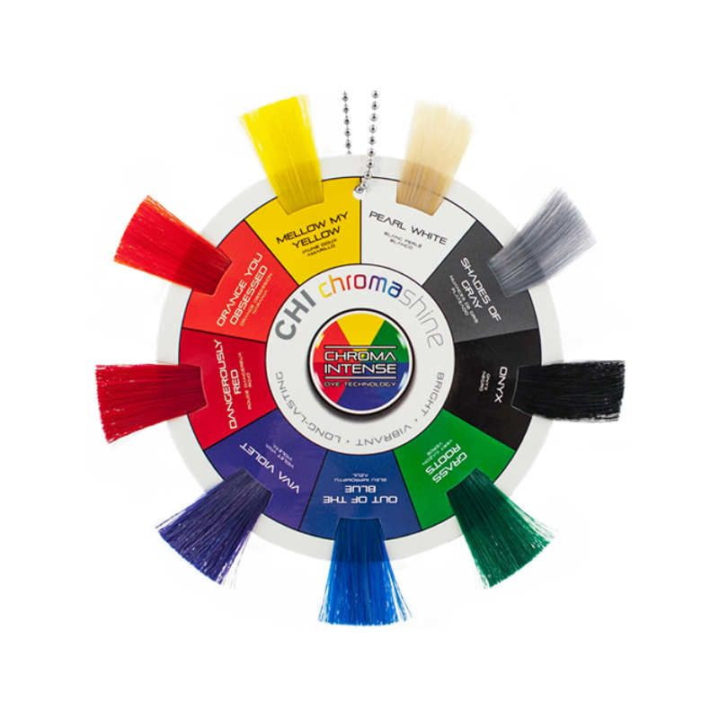 CHI Chromashine Swatch Wheel