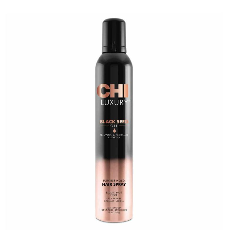 CHI Luxury Black Seed Oil Flexible Hold Hairspray
