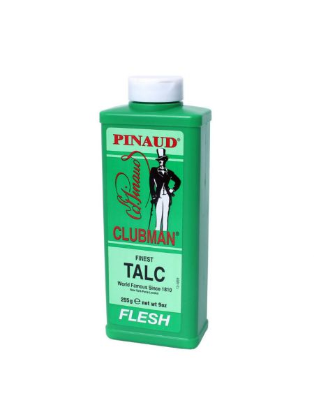 Clubman Pinaud Shave Talc Flesh