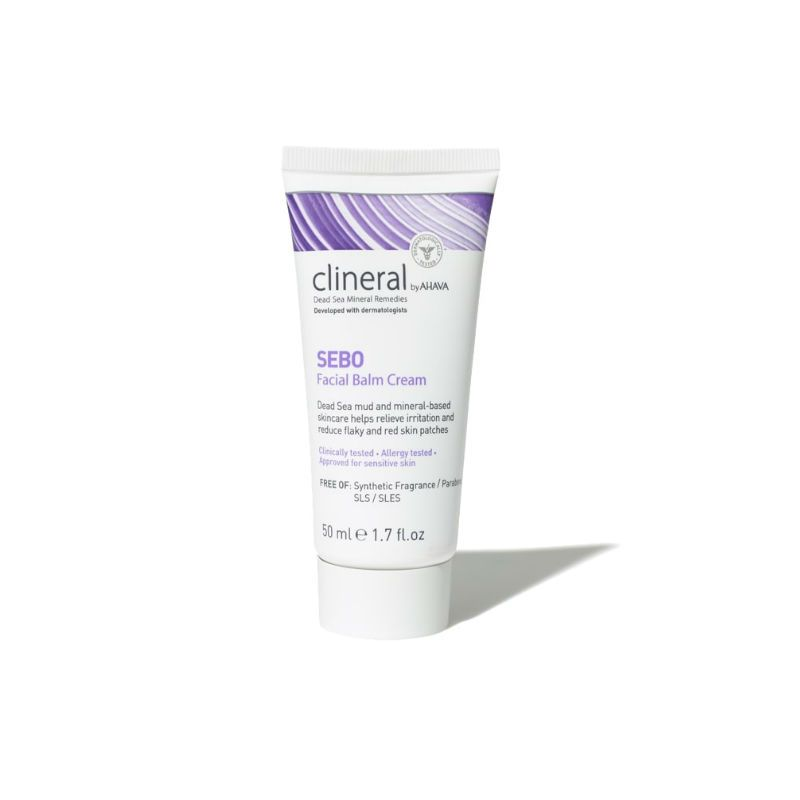 Clineral By Ahava SEBO Facial Balm Cream