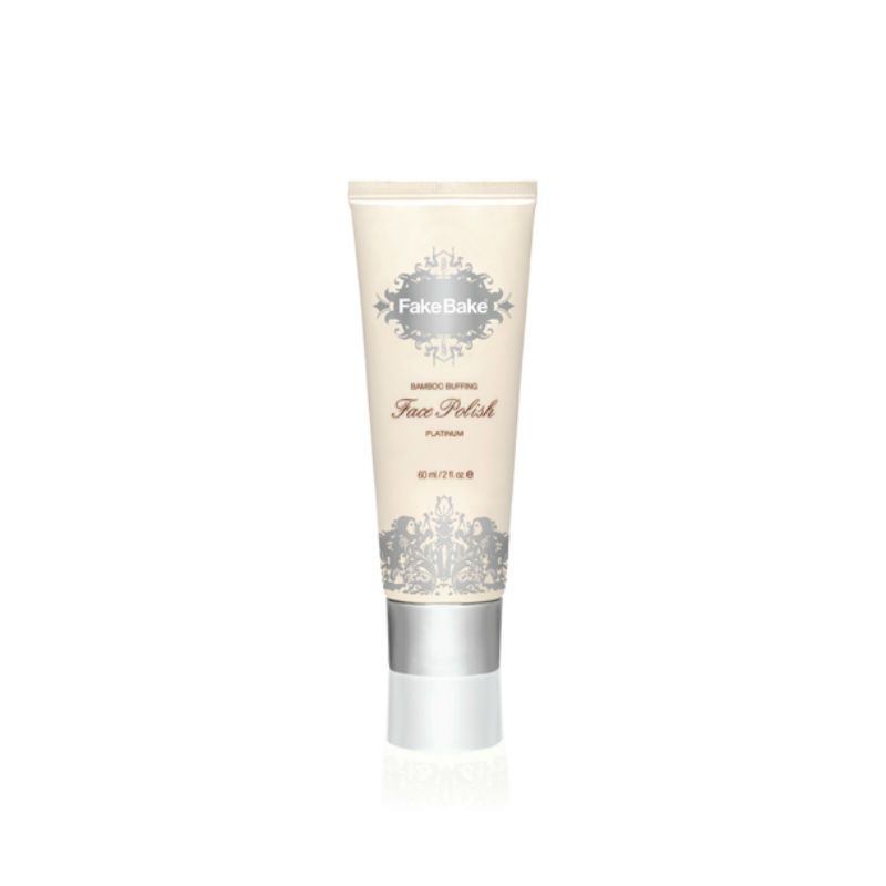 Fake Bake Platinum Bamboo Buffing Gezichtsscrub 60 ml