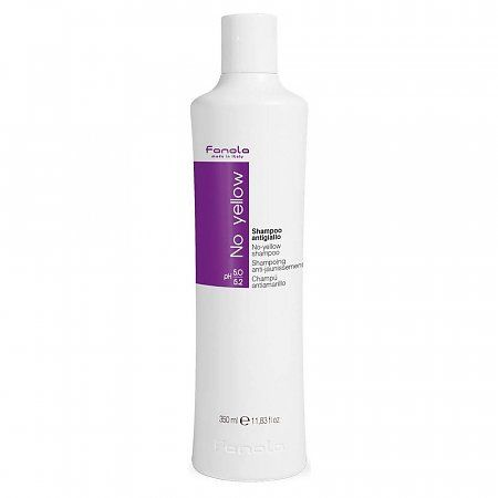 Fanola No Yellow Shampoo - 350 ml