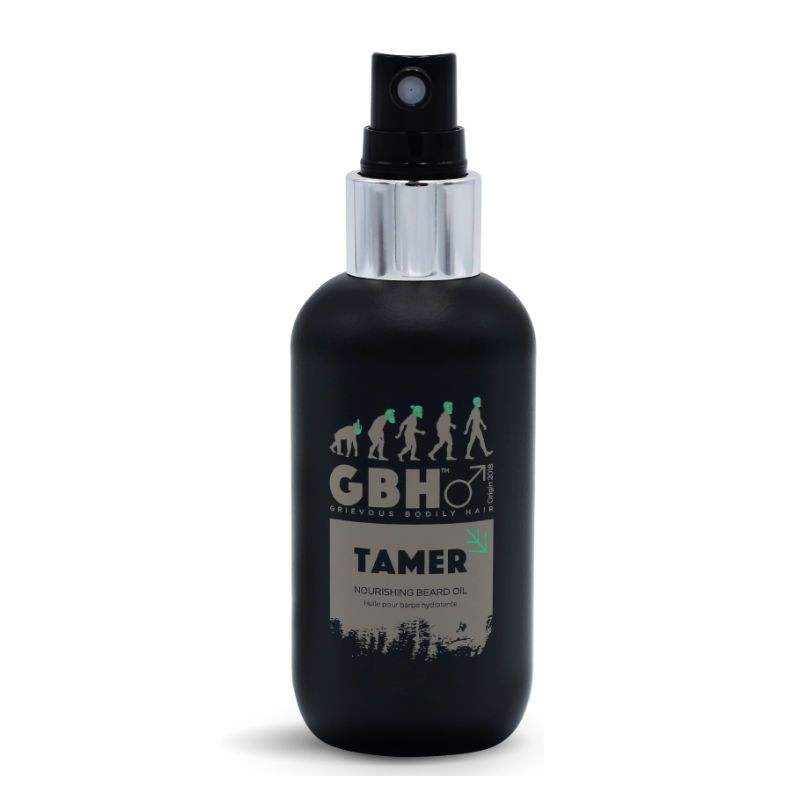 GBH Tamer (Beard Oil) 100ml