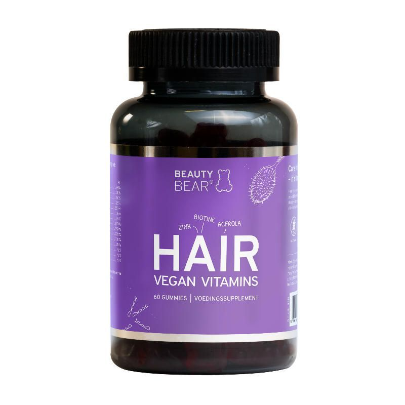beauty Bear Haar Vitamines
