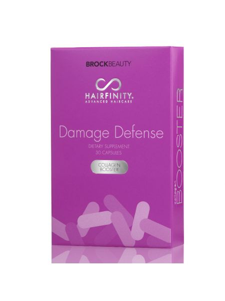 Hairfinity Damage Defense Collagen Booster