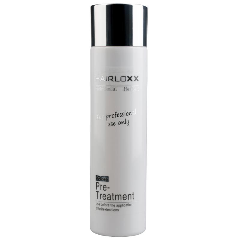 Hairloxx Professional Haircare Pre-Treatment Shampoo