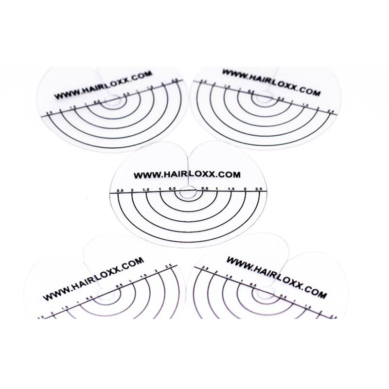 Hairloxx Professional Beschermplaatje