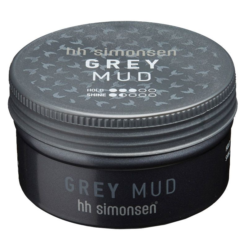 HH Simonsen Grey Mud Wax 100ml