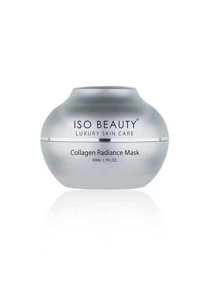 ISO Beauty Diamond Collageen Radiance Gezichtsmasker