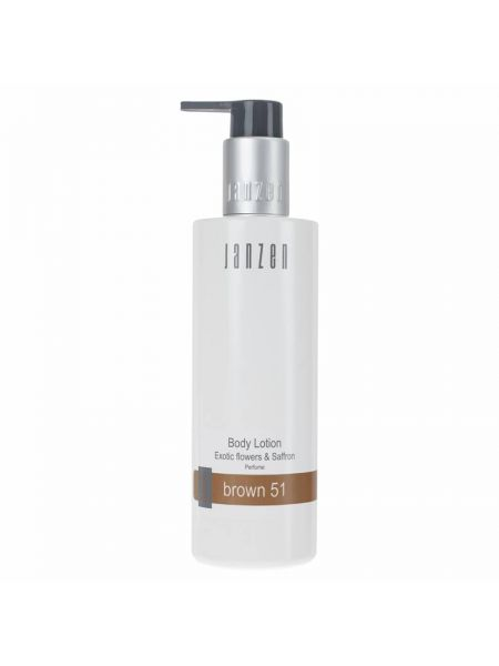 Janzen Body Lotion Brown 51