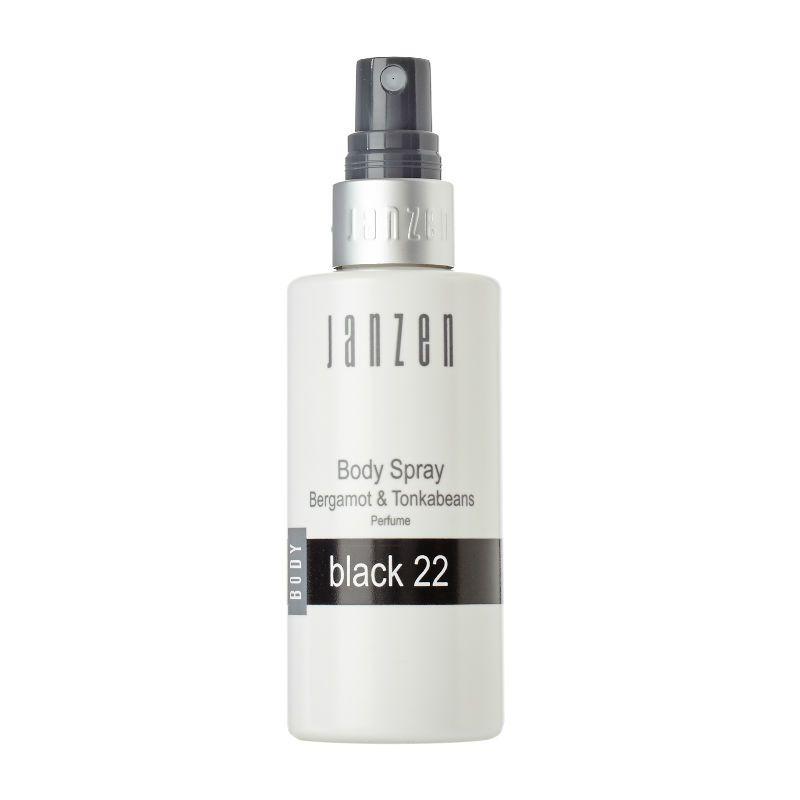 Janzen Body Spray Black 22