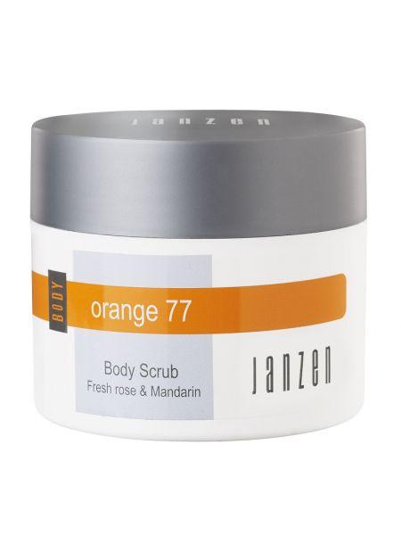 Janzen Body Scrub Orange 77