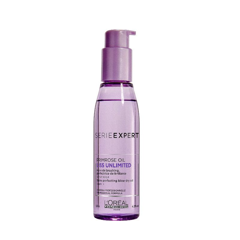 L'Oréal Serie Expert Liss Unlimited Blow Drying Oil