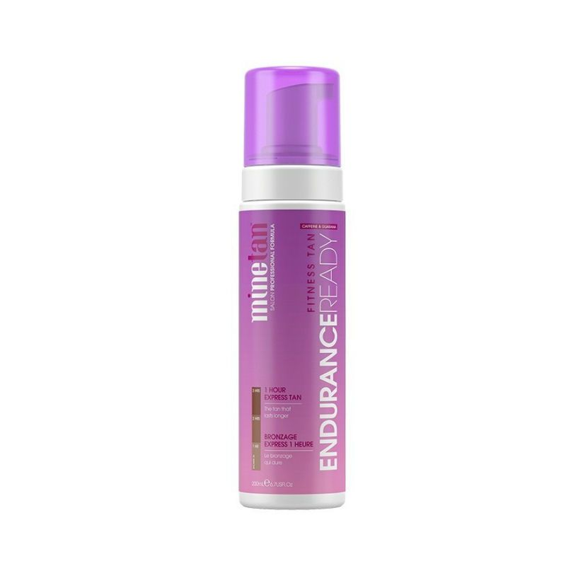 MineTan Endurance Ready Self Tan Foam