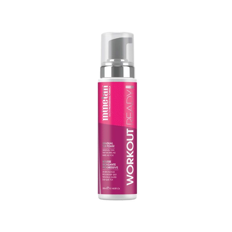 MineTan Workout Ready Gradual Tan Foam