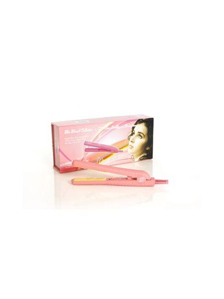 ISO Mini stijltang Roze