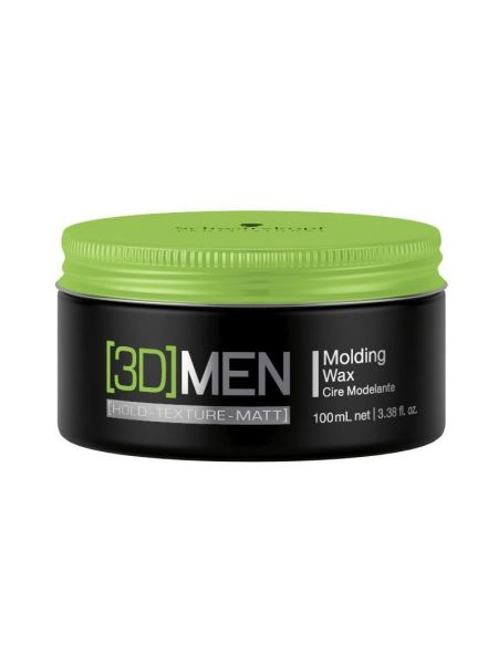 Schwarzkopf 3D Mension Molding Wax