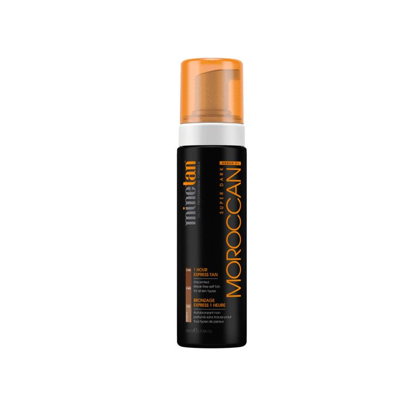 MineTan My Moroccan Self Tan Foam