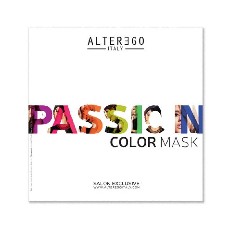 Alter Ego Passion Color Mask Color Chart 16 Shades Chart