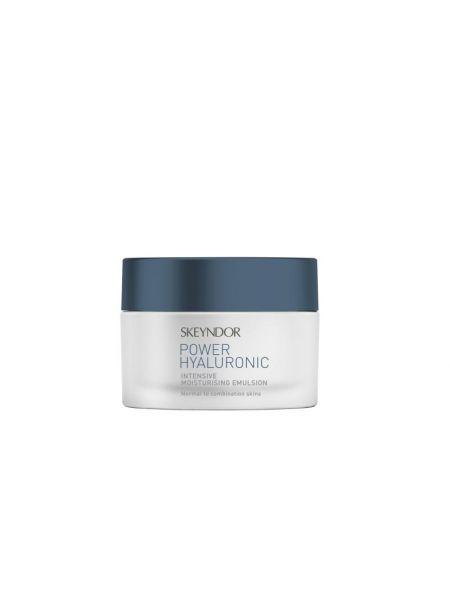 Skeyndor Power Hyaluronic Intensive Moisturizing Emulsion Normal And Dry Skin