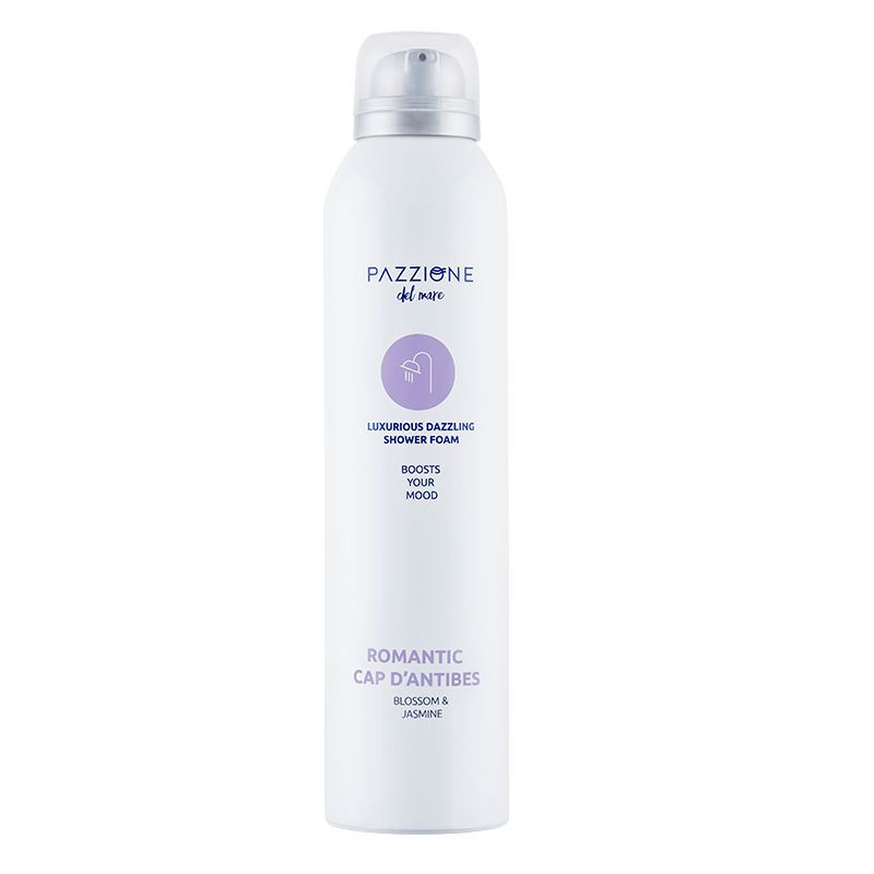 Pazzione Romantic Cap D'antibes Shower Foam